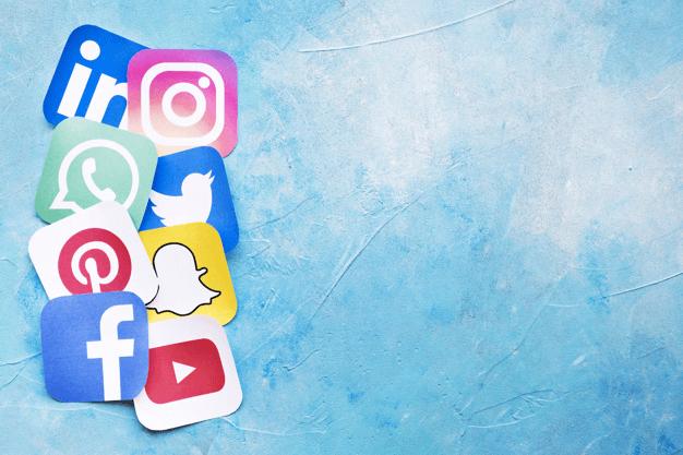 Redes sociais  para marketing para gás