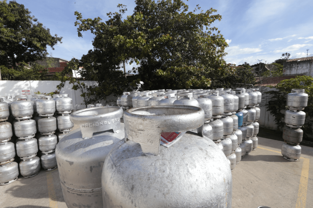 Programa para distribuidora de gás e água grátis