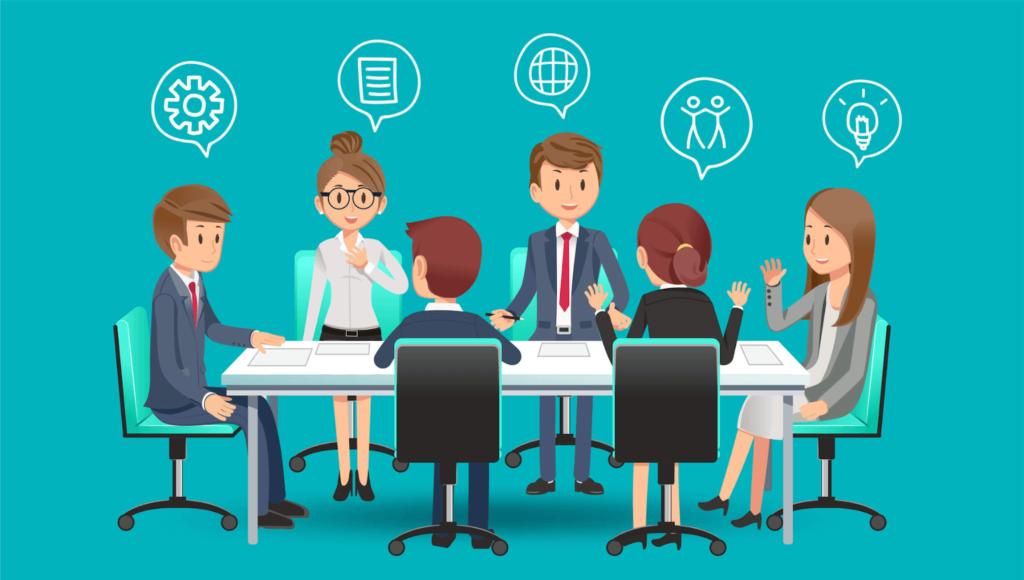 Sistema de avaliação da equipe de vendas